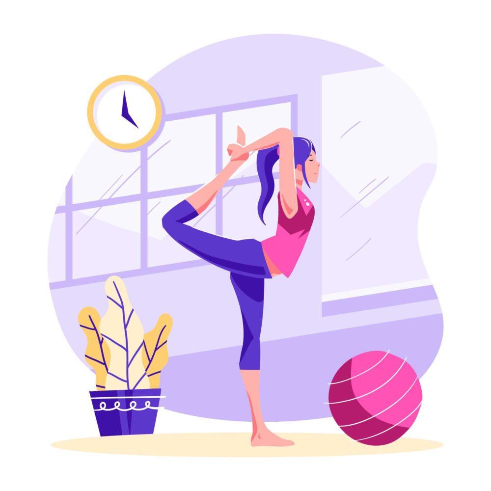 親子で運動1